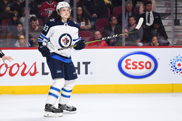 Does Winnipeg have the best dressed fans in the National Hockey League?