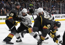Vegas Golden Knights vs. Los Angeles Kings Puck Drop Preview