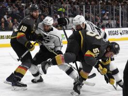 Vegas Golden Knights vs. Los Angeles Kings