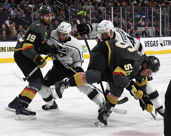 Vegas Golden Knights vs. Los Angeles Kings Puck Drop Preview; Alex Iafallo