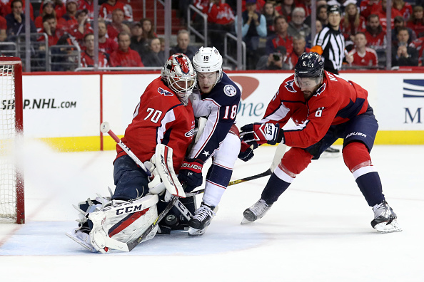 Both Braden Holtby Michal Kempny Day To Day For Washington Capitals Last Word On Hockey