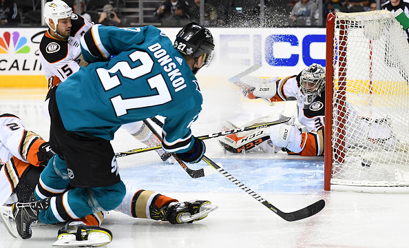 Anaheim Ducks Joonas donskoi