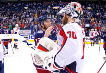 Washington Capitals vs Columbus Blue Jackets