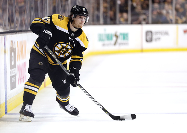 Torey Krug; NHL rumours