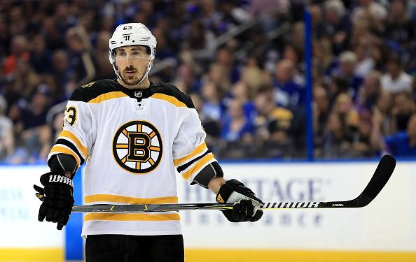 Boston Bruins Eliminated