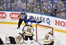 Brayden Point NHL Rumours Tampa Bay Lightning vs Boston Bruins