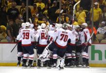 Washington Capitals vs Pittsburgh Penguins