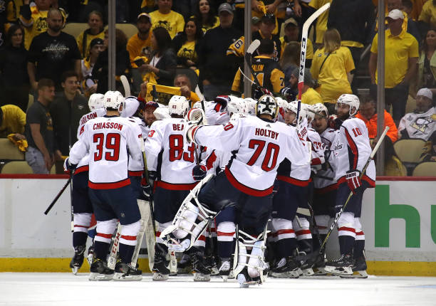 Washington Capitals vs Pittsburgh Penguins Series Review 548a28db5