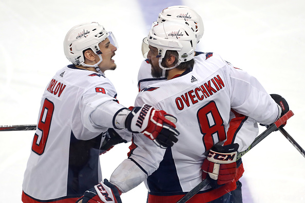 Stanley Cup: Washington Capitals beat Tampa Bay Lightning to reach final