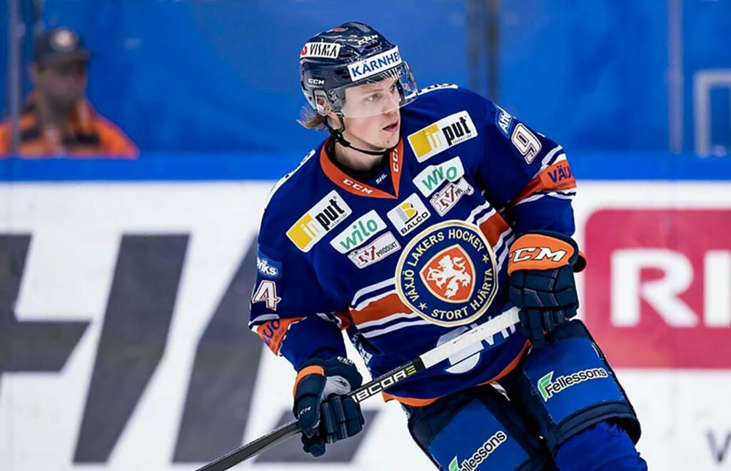SHL: Swedish D Prospect Joel Persson Re-ups With Edmonton Oilers, Appears Set To Come To North America Next Season