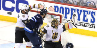 Marc-Andre Fleury Game Two