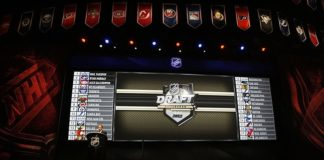 2018 NHL Mock Draft
