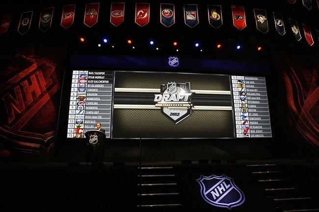 2018 NHL Mock Draft