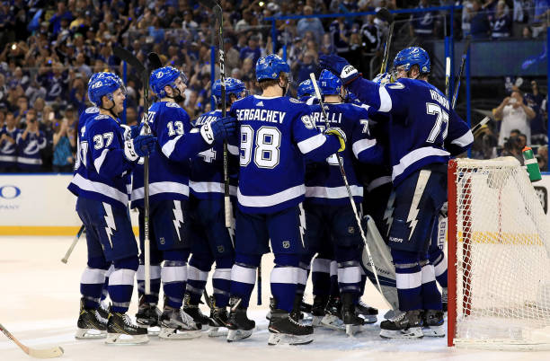 Washington Capitals v Tampa Bay Lightning- Eastern Conference Final Series  Preview 9d0badc8362