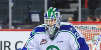 Memorial Cup Swift Current Broncos