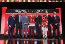 Blackhawks Draft Adam Boqvist