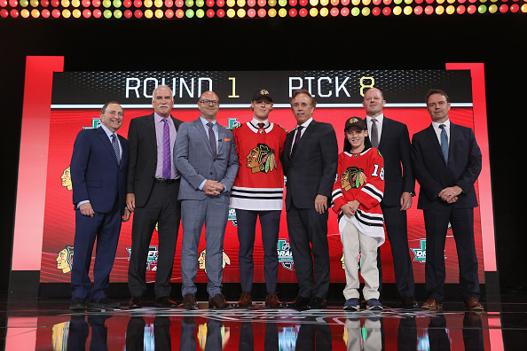 Blackhawks Draft Adam Boqvist