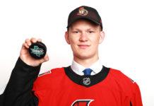 Ottawa Senators 2018 NHL Draft Senators Prospects