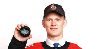 Ottawa Senators 2018 NHL Draft
