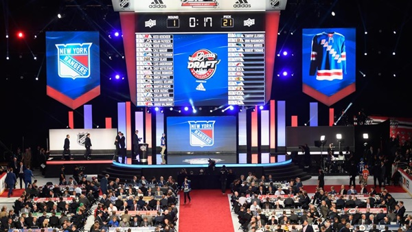 New Jersey Devils Win 2019 Nhl Draft Lottery Last Word On Hockey