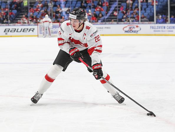 Nando Eggenberger Scouting Report  2018 NHL Draft  75 - Last Word on ... 47c29869b