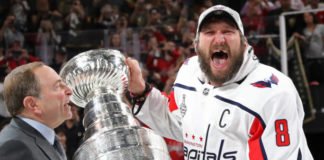 Alex Ovechkin Stanley cup champion