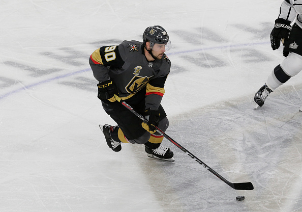 Vegas Golden Knights Tomas Tatar To Play In Game 4 Last Word On Hockey