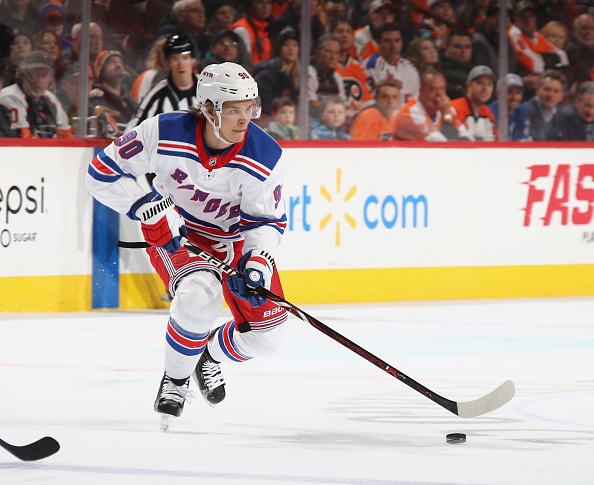cheap for discount 1f8b0 0a854 Vladislav Namestnikov Re-Signs With The New York Rangers ...