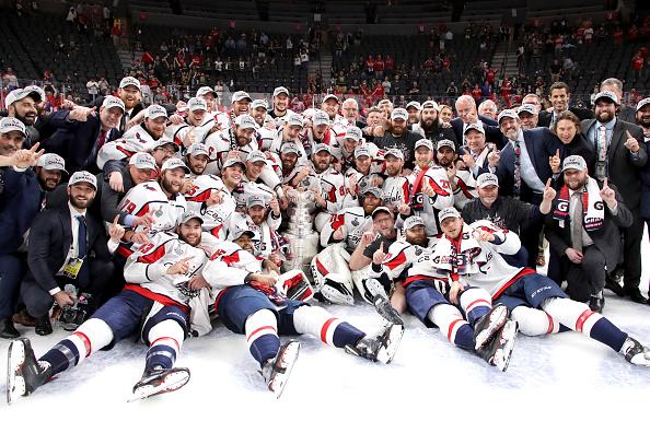 Capitals Stanley Cup Franchise Best