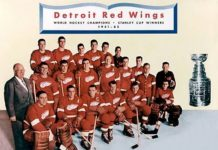 Detroit Red Wings 1951-52