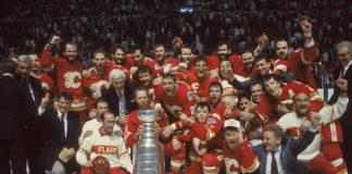 Calgary Flames 1988-89
