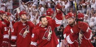 Coyotes 2011-12