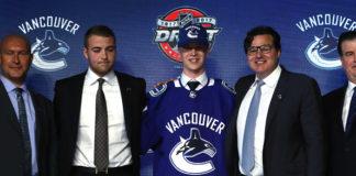 Elias Pettersson Vancouver Canucks Prospects