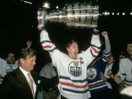 Biggest Game in Franchise History; Wayne Gretzky
