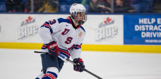 Jack Hughes 2019 NHL Draft