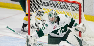 Carter Hart Philadelphia Flyers Prospects