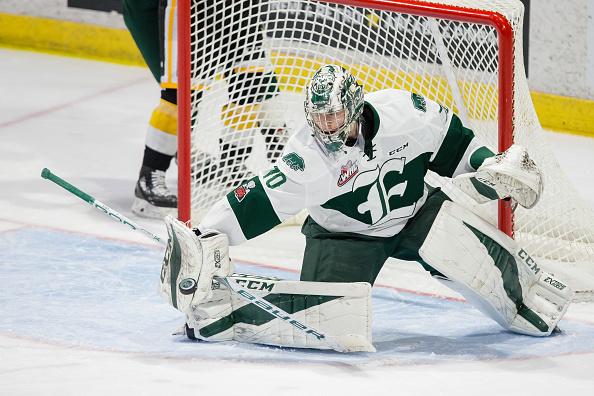 Carter Hart Philadelphia Flyers Prospects