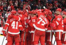 2019-20 Detroit Red Wings