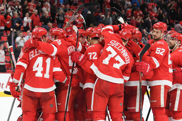 0b72d4ec0a5 Puck Drop Preview: 2018-19 Detroit Red Wings - Last Word on Hockey