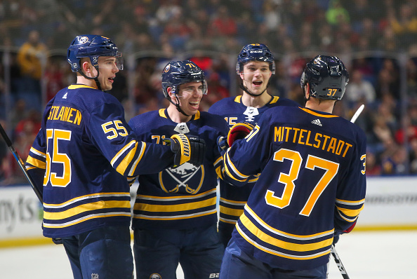 Puck Drop Preview  2018-19 Buffalo Sabres - Last Word on Hockey 9076f135a