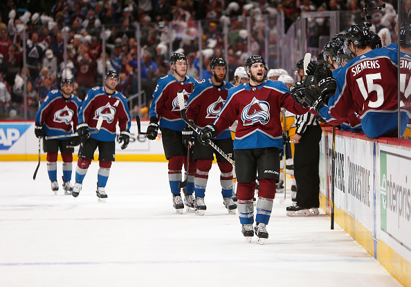 first rate 2dc3a e4a55 Puck Drop Preview: 2018-19 Colorado Avalanche