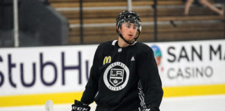 Gabriel Vilardi Los Angeles Kings Prospects