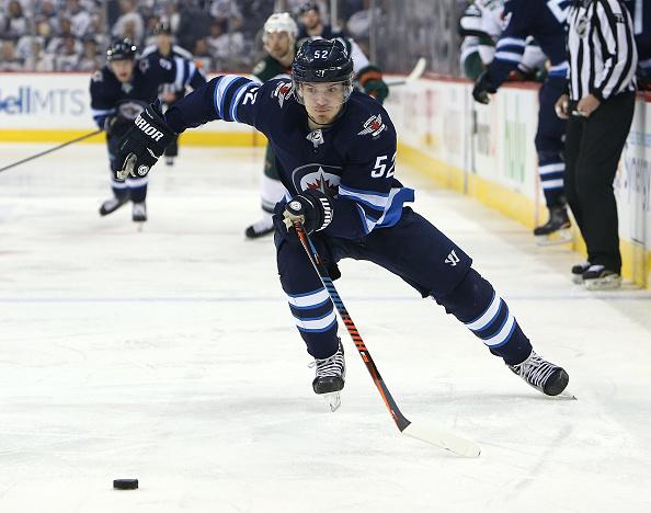 Jack Roslovic Winnipeg Jets Prospects