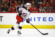 Vitaly Abramov Columbus Blue Jackets Prospects
