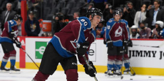 Colorado Avalanche Roster Cuts