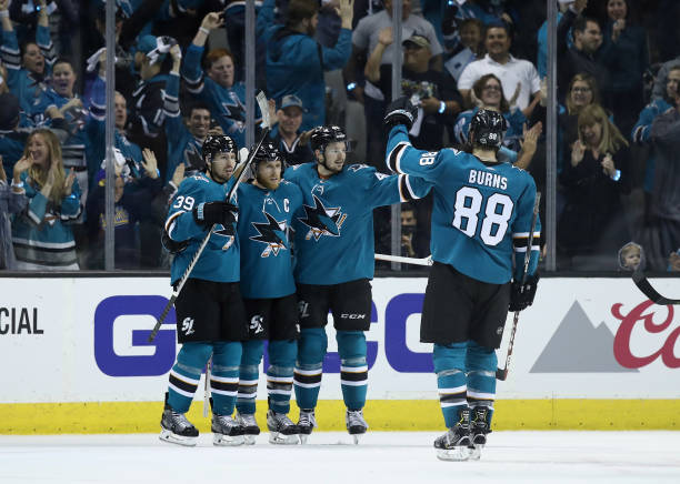 big sale d96a1 0828d Puck Drop Preview: 2018-19 San Jose Sharks - Last Word on Hockey