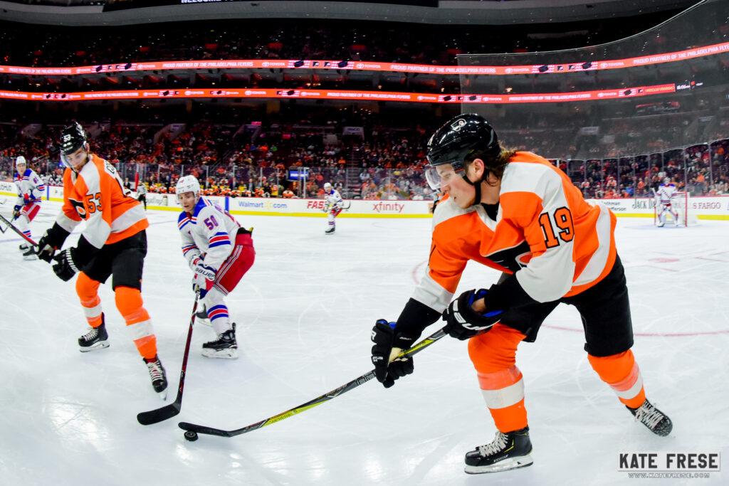 Nolan Patrick; NHL Rumours