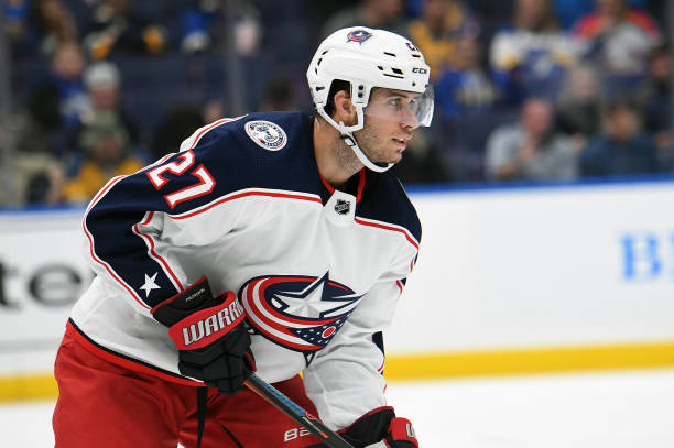 Columbus Blue Jackets Ryan Murray NHL rumours