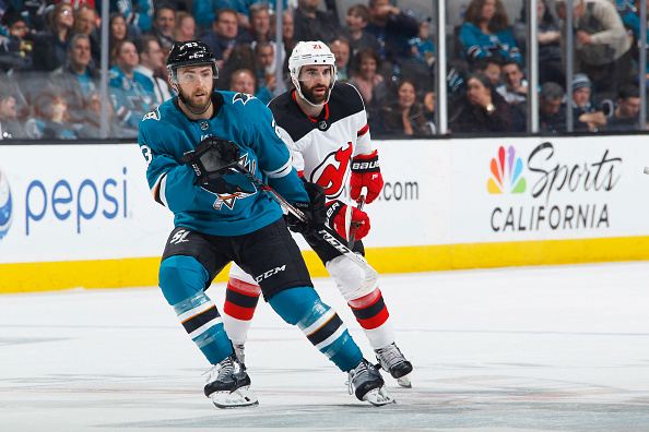 Kyle Palmieri and Will Butcher Out For New Jersey Devils - Last Word ... 9e7c7e539