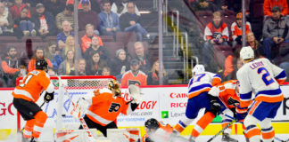 Flyers penalty kill